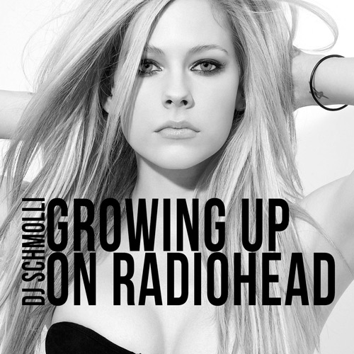 DJ Schmolli - Growing Up On Radiohead (500)