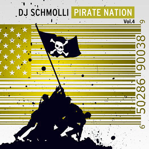 DJ Schmolli - Pirate Nation Vol.4 (500)
