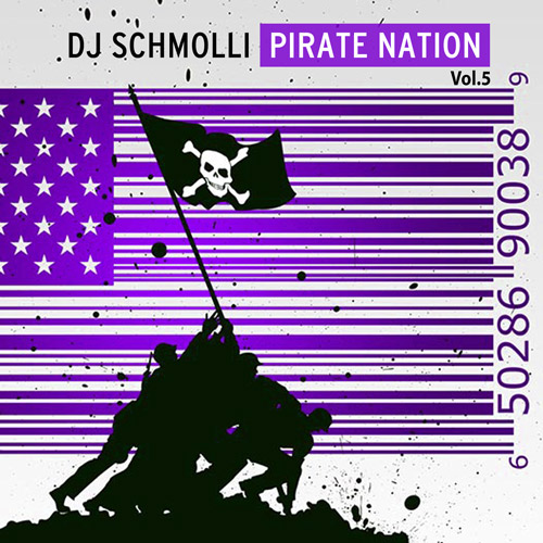 DJ Schmolli - Pirate Nation Vol.5 (500)
