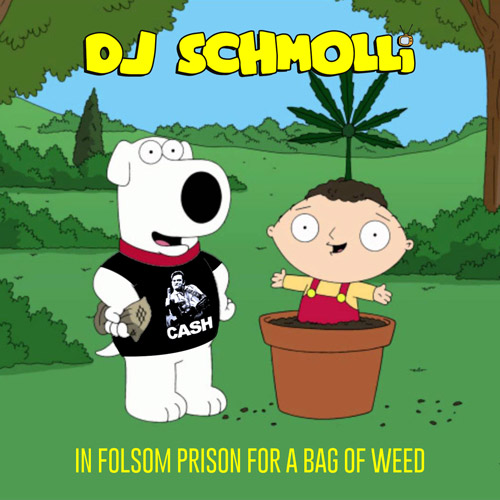 DJ Schmolli - In Folsom Prison For A Bag Of Weed (500)