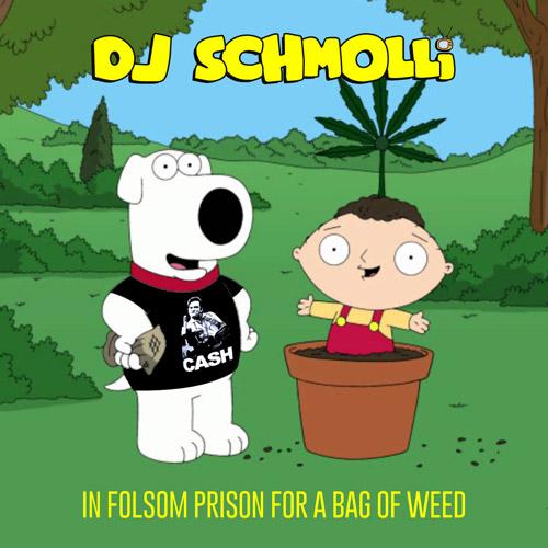 DJ Schmolli - In Folsom Prison For A Bag Of Weed (500)