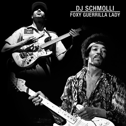 DJ Schmolli - Foxy Guerrilla Lady (500)