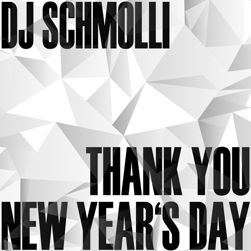 DJ Schmolli - Thank You New Year's Day (500)